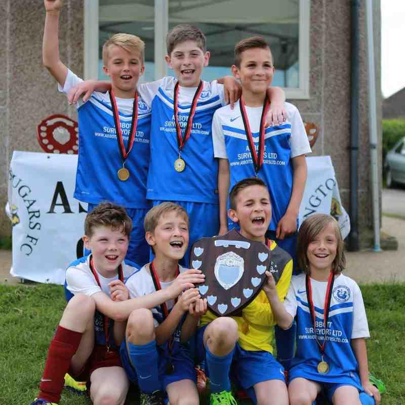 Under 10 Winners Shoreham