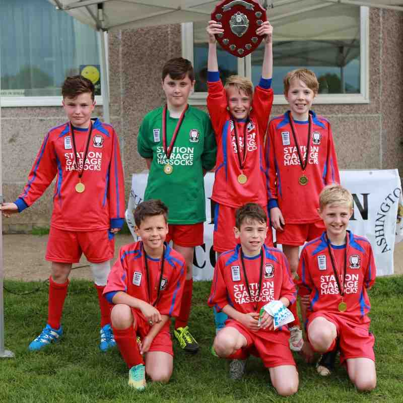 Under11 Winners Hassocks