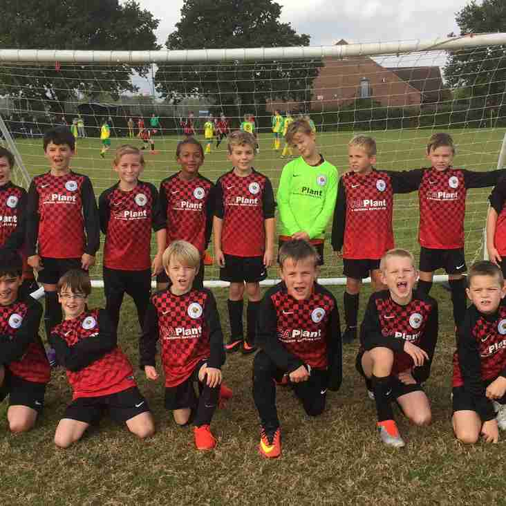 Cougars U10 Reds Need New players
