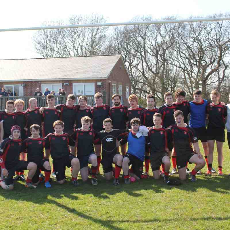 Hastings & Bexhill vs Haywards Heath Colts - 12 April 2015