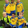 Bedfont & Feltham FC - u9 Yellows 4 - 4 Motspur Park - u9