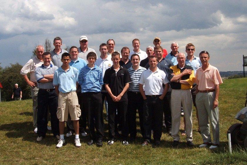 Upminster Cricket Club Golf Day