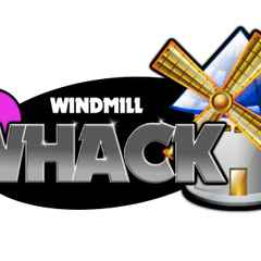 Windmill Whack action Wednesday at club