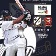 UPMINSTER NAME SQUAD FOR ESSEX CLASH
