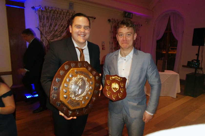 Annual awards presented at Dinner and Dance