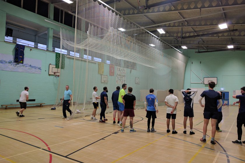 Senior Nets Begin On 10th January