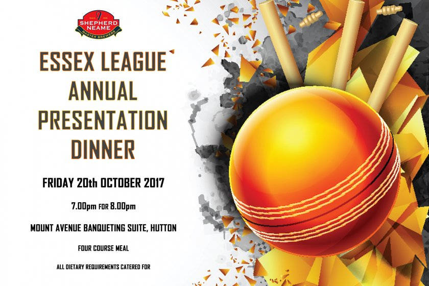 Essex League Dinner