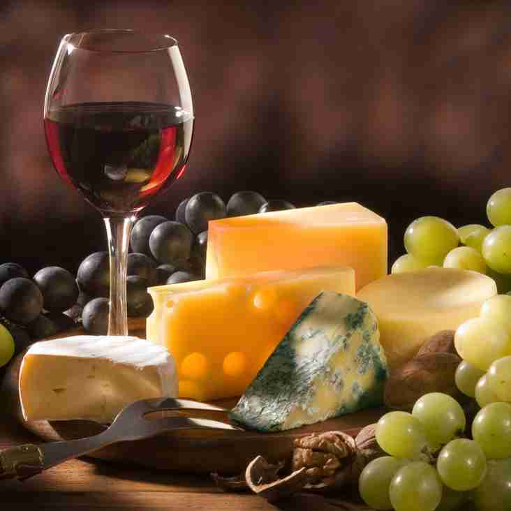 Cheese and Wine Evening - Saturday 14th July