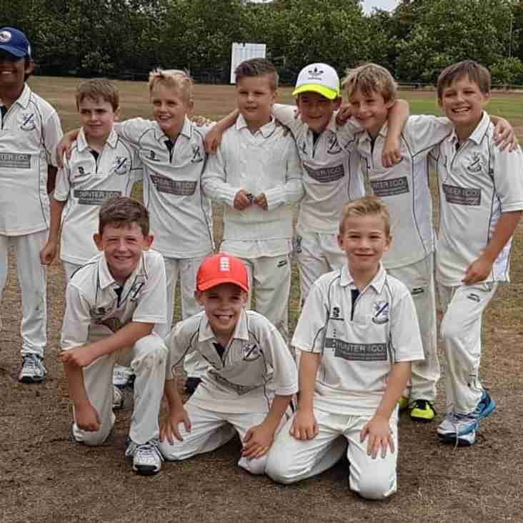 Under 9s Go For Glory In Don Coates Trophy Final