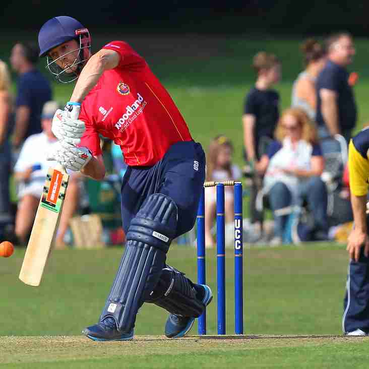 Three More Players Revealed for Sunday's Essex Squad