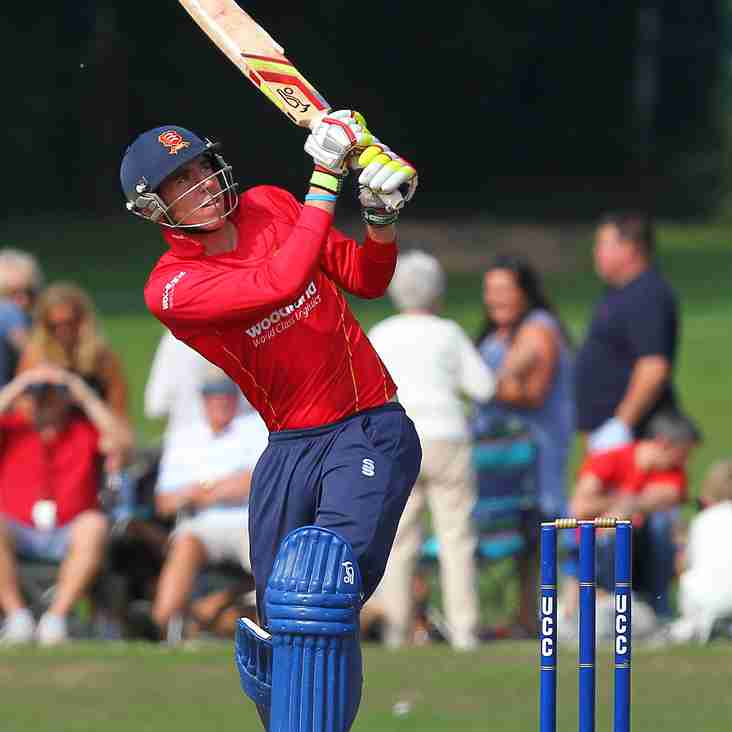 Lawrence, Dixon and Castle Added To Essex Line Up