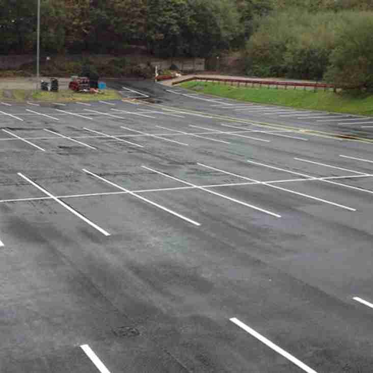 Car Parking At This Sunday's Game