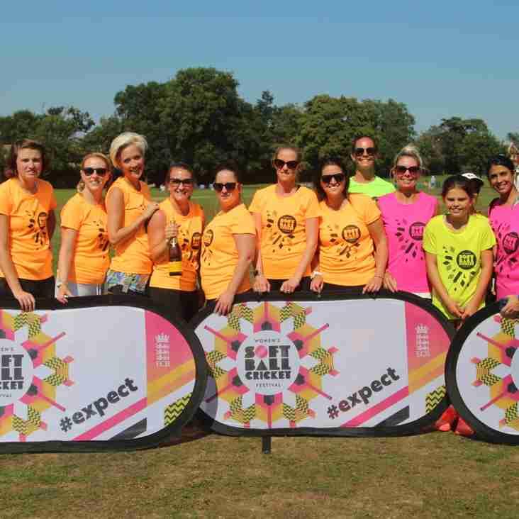 Benefit Match - Ladies Softball Festival