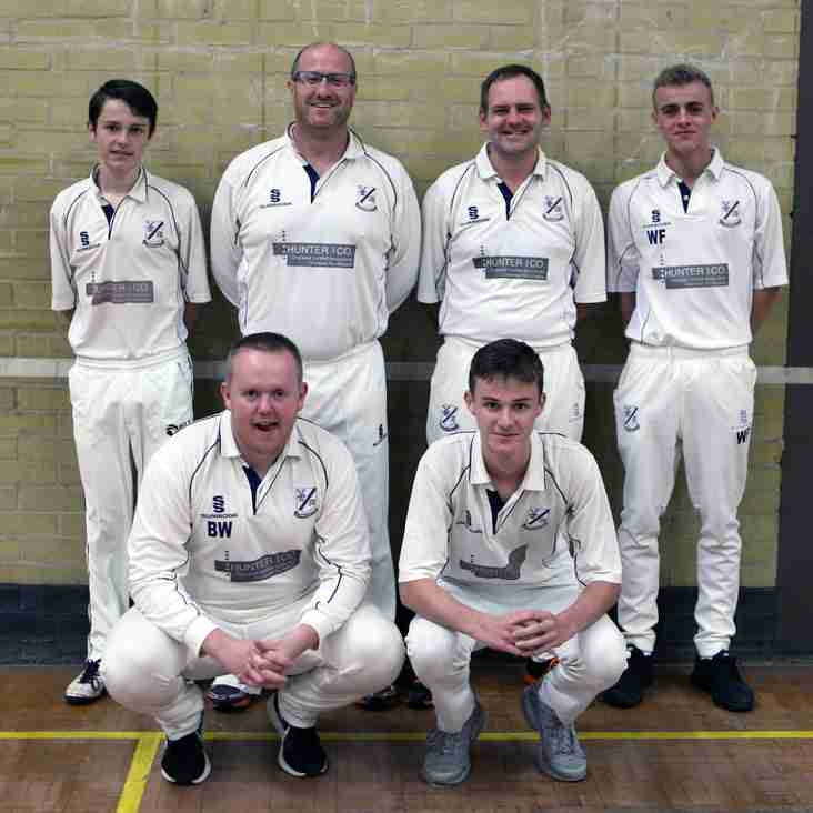 Tandoori Boys Seal Division Two Title