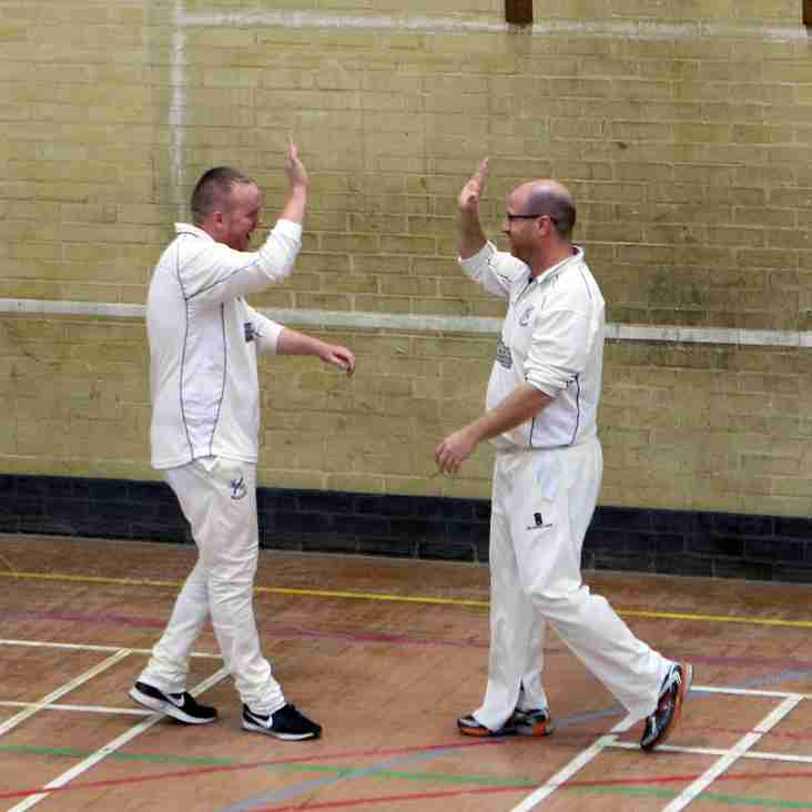 Two More Wins For Indoor Sides