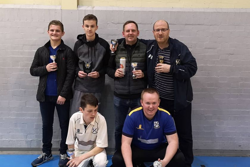 Upminster Denied Quadruple, But Pick Up Three Trophies