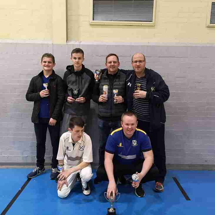 Upminster Denied Quadruple, But Pick Up Three Trophies