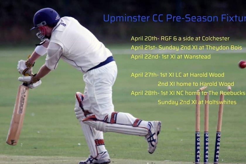 Early Season Fixtures