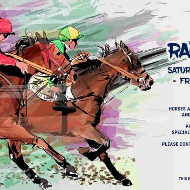 UCC Race Night – 15th June