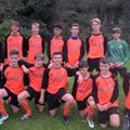 Newport Pagnell Youth U16 Trojans vs. Leighton Corinthian Juniors U16 Tigers