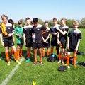 Nine Man Tigers Beat Newport Pagnell