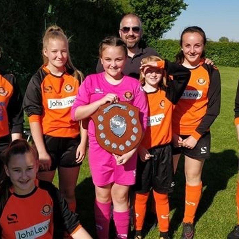 Beds FA Girls Football League Fair Play Tournament