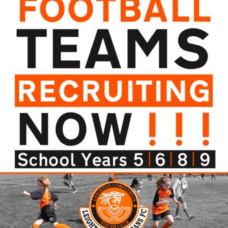 Recruiting for Girls Football Development Team