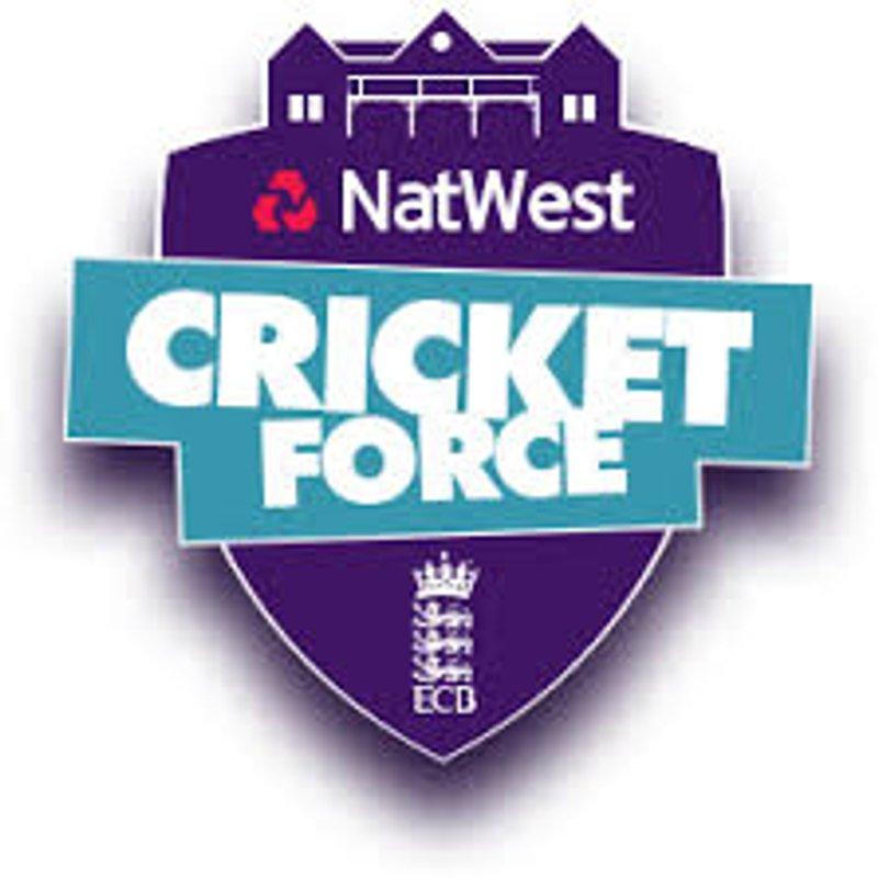 CricketForce - Sat 1st & Sun 2nd April