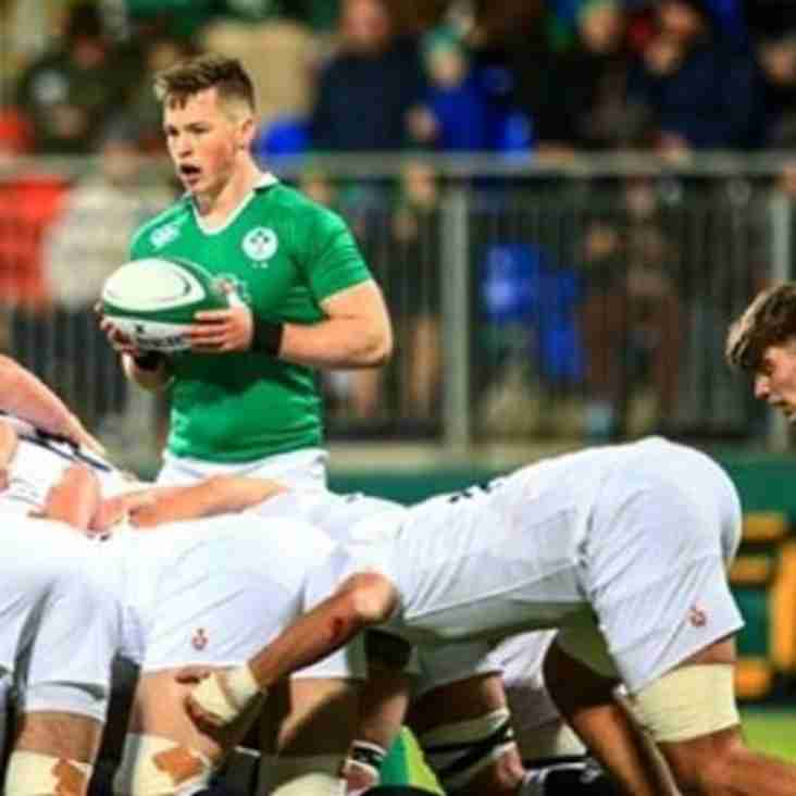Jack Stafford Interview  - Shannon and Ireland U20's Scrum-Half