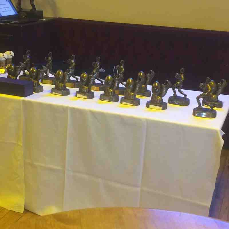 SRFC Club Awards Night