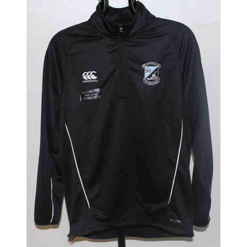 Team Qtr Zip Training Top