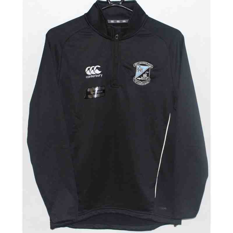 Team Qtr Zip Training Top Junior