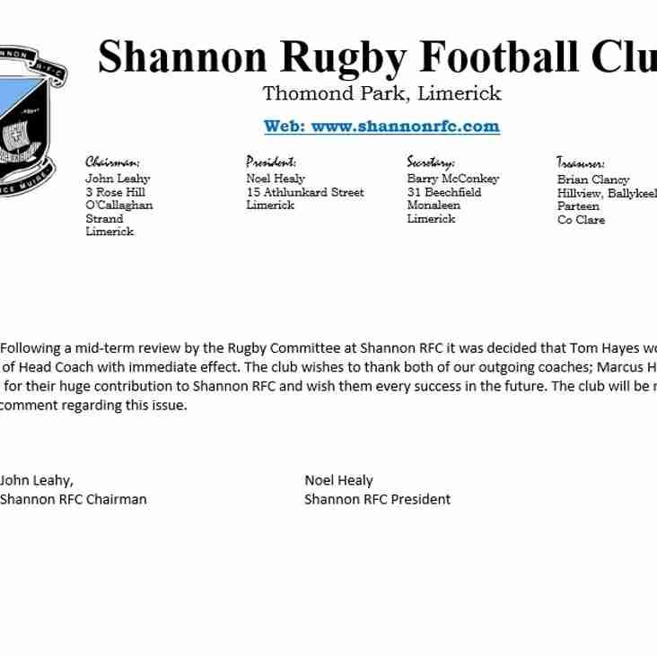 SRFC Press Release