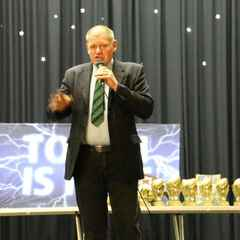 Club presentation evening