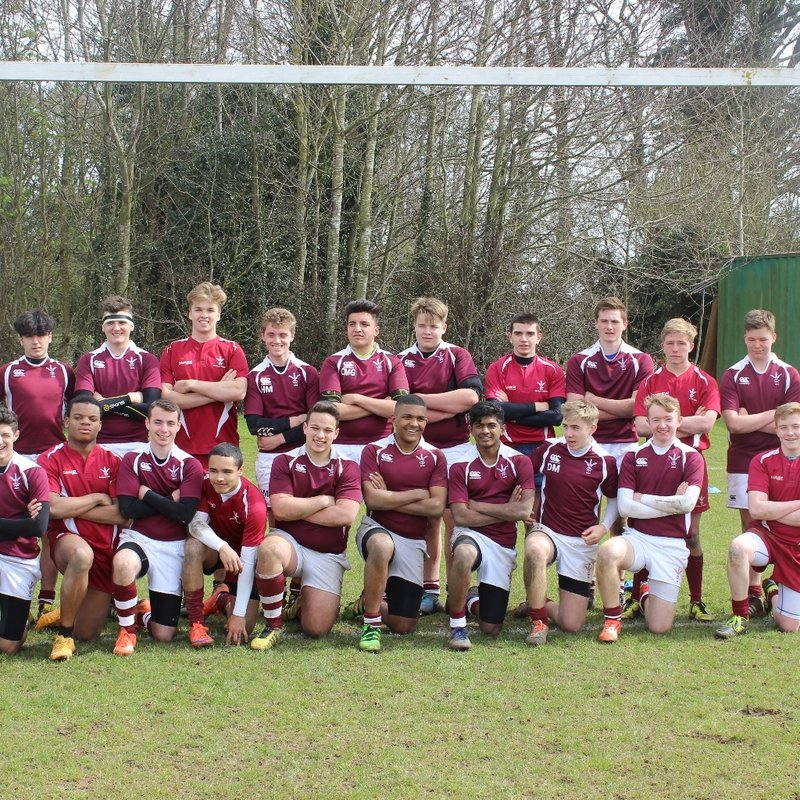 Ruislip U17 lose to Bishops Stortford A 45 - 0