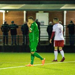Bedworth United v Poole Town