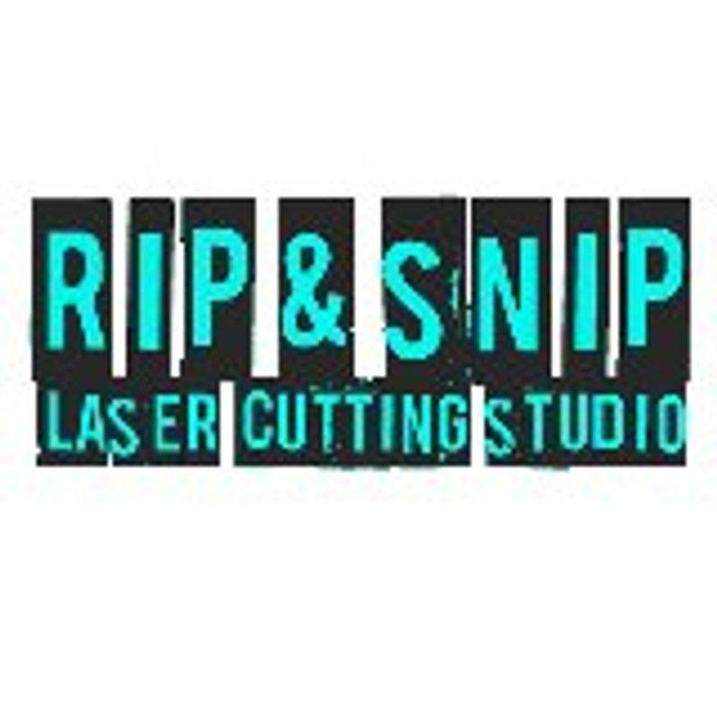 Introucing our Men's III Team Sponsor - Rip & Snip Laser Citting Studio