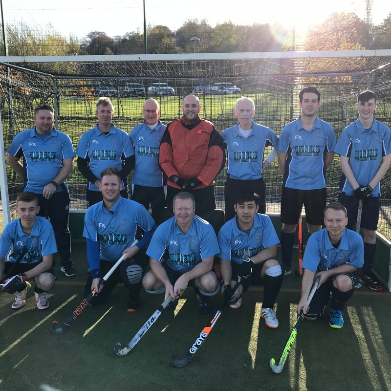 Mens 3rd Team lose to Newcastle  1 3 - 1