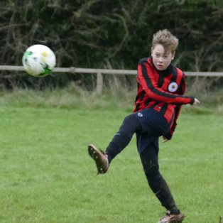 Ashurstwood Wanderers U13 vs. Ashington Cougars Black U13