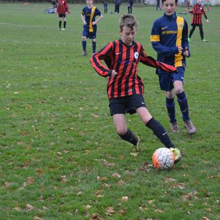 Ashington Cougars Black U13 vs. Copthorne U13