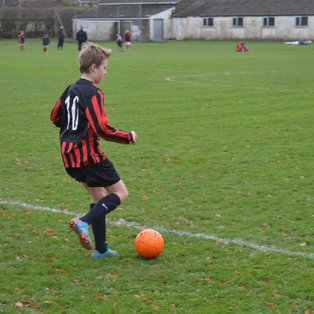 Ashington Cougars Black U13 vs. Dorkinians Saints U13