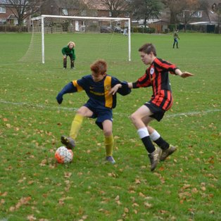 East Grinstead Meads Inter U13 vs. Ashington Cougars Black U13