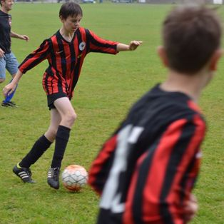 Ashington Cougars Black U14 vs. Dorkinians Saints U14