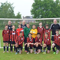 Ashington Cougars U12 and U13 end of season