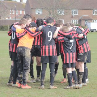 Ashington Cougars Black vs. Upper Beeding