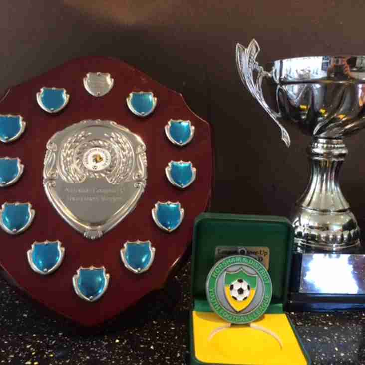 Ashington Cougars U14 win Upper Beeding 6-a-side Tournament