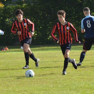 Ashington Cougars U15 v East Grinstead Meads U15