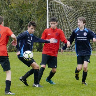 Ashington Cougars U15 v Billingshurst Youth Under 15