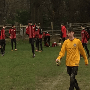 Ashington Cougars U15 v East Grinstead U15 -