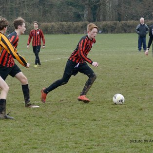 Ashington Cougars U15 v Horsham Tigers U15